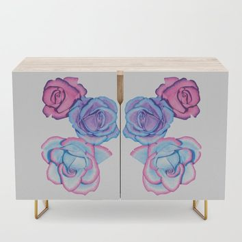 Roses Credenza by drawingsbylam