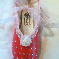 Sweet 16 … Decorated Pointe Shoe