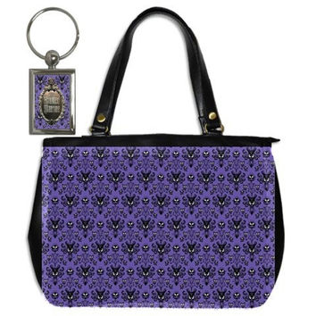 Haunted Mansion Double Sided Tote Bag (Free U.S. Shipping)