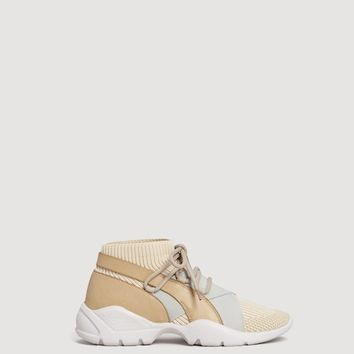 Sole sock sneakers - f foSneakers Women | MANGO USA