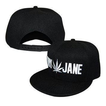 Mary Jane Official Adjustable Snapback