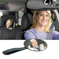 Easy View Back Seat Baby Facing  Mirror