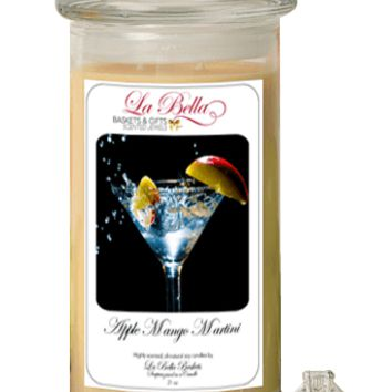 Apple Mango Martini Jewelry Candles