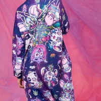 PSYCHOTROPIC JUNGLE Onesuit