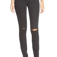 Junior Women's Articles of Society 'Sarah' Distressed Skinny Jeans ,