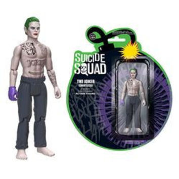 SUICIDE SQUAD - THE JOKER (SHIRTLESS) ACTION FIGURE