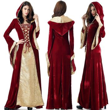 Medieval Womens Costumes