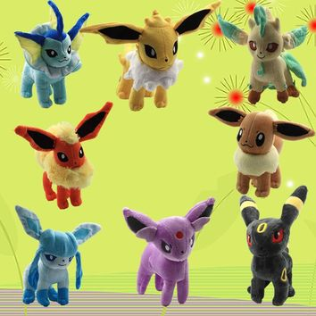 Eevee Evolution Plush dolls