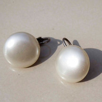 Vintage Sarah Coventry Pearl Earrings
