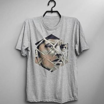 Jack Nicholson Shirt Men T-Shirt One Flew Over The