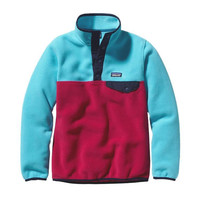 Patagonia Girls LW Synch Snap-T P/O