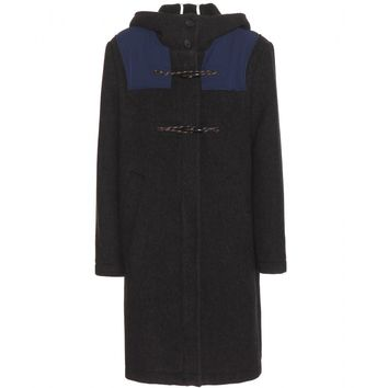 wood wood - frida wool-blend duffle coat