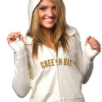 """Green Bay Packers Women's Official NFL """"PlayAction"""" Hoodie"""