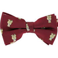 Tok Tok Designs Pre-Tied Bow Tie for Men & Teenagers (B147)