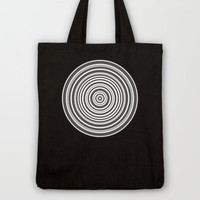 Put Another Record On Tote Bag by Catherine Holcombe | Society6