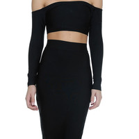 310 Two - Piece -  Black