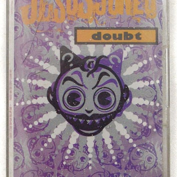 Vintage 90s Jesus Jones Doubt Alternative Rock Album Cassette