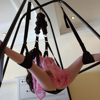 sex swing chair indoor swing sex adult sex games bondage hammock couples flirt essential fun furniture sex toys002