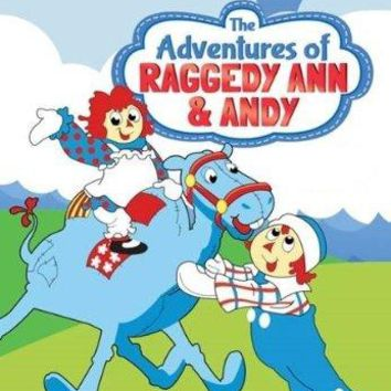 Christina Lange & Josh Rodine & Jeff Hall-The Adventures of Raggedy Ann & Andy