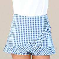 The Poplin Skort | Monday Dress Boutique