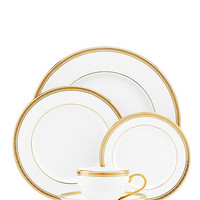Kate Spade Oxford Place 5 Piece Place Setting White ONE