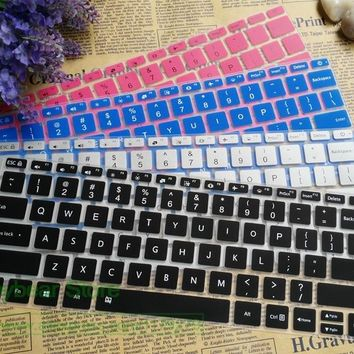 New Arrival Silicone Keyboard Protector Cover Skin for Xiao Mi Notebook Air 12 12.5 inch Xiaomi Air 12/12.5 2017