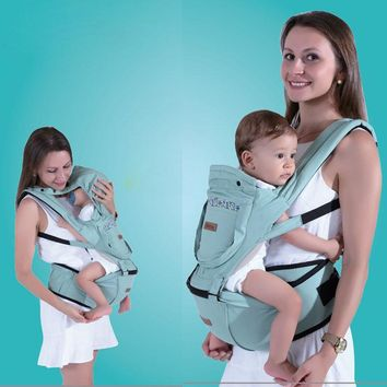 Aimama 0-36 months multi-purpose baby carrier Hip Seat baby  baby sling backpack Kangaroos  baby wrap