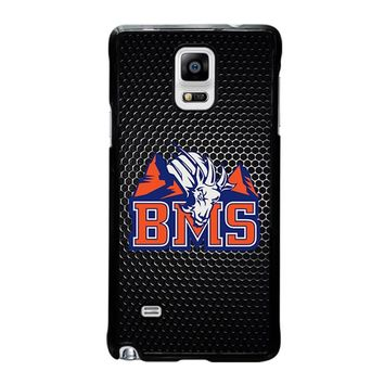 BMS BLUE MOUNTAIN STATE Samsung Galaxy Note 4 Case Cover