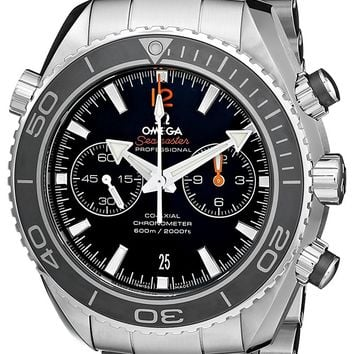 Omega Men's 232.30.46.51.01.003 Seamaster Plant Ocean Stainless Steel Automatic Self-Wind Watch