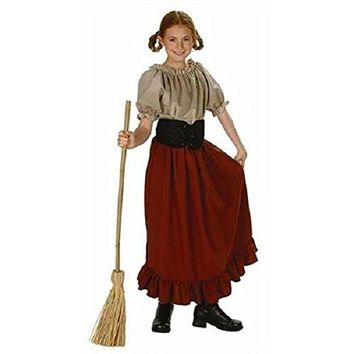 RG Costumes Renaissance Peasant Girl Child Costume-