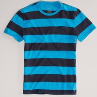 AEO Factory Striped Tee | American Eagle Outfitters