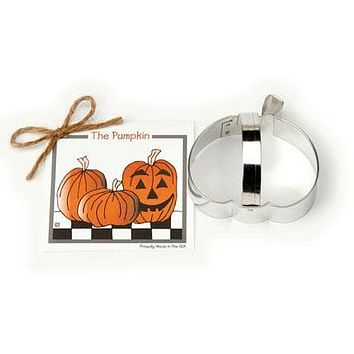 Cookie Cutter - Pumpkin