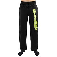 Nick Nickelodeon Slime Print Men's Lounge Pants