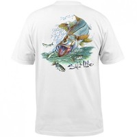 Snook Explosion Pocket Tee - Tops - Mens