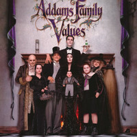 Addams Family Values 11x17 Movie Poster (1993)