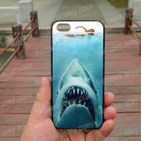 Shark  iphone 5s case iphone 4/4s/5/5c case Samsung galaxy s5 case galaxy s3/s4 case covers skin 111