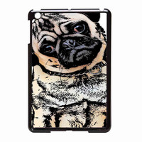 pugs alot dog 262dc524-99ea-4d2a-ba2d-4e673e3a6d7a FOR iPad Mini CASE *02*