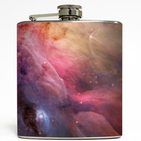 Orion Star Cluster - Outer Space Flask