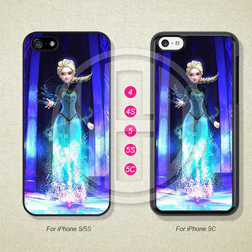Disney Princess, Frozen, Phone Cases, iPhone 5S Case, iPhone 5 Case, iPhone 5C Case, iPhone 4 case, iPhone 4S case, Case--L51207