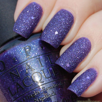 OPI Nail Polish (M47-Can't Let Go) NEW Mariah Carey Collection *LIQUID SAND*