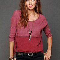 Free People Clothing Boutique > We The Free Half Time Thermal
