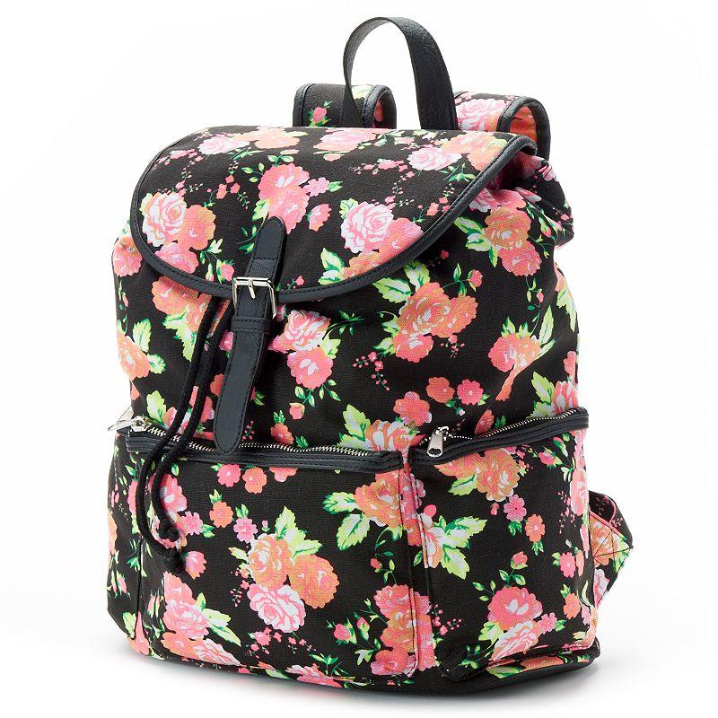 Candie S Nicole Floral Backpack From Kohl S Bags
