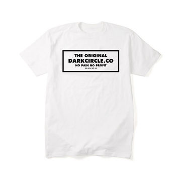 Original Box Logo Tee - White