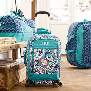 Jet-Set Pool Paisley Carry-On Spinner