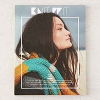 Knit Wit Magazine- Black One