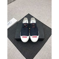 Prada  Fashion Men Casual Running Sport Shoes Sneakers Slipper Sandals High Heels Shoes