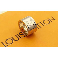 New Fashion Letter Women Men Ring Accessories