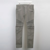 BALMAIN S3HT551C163 JEANS GREY - MEN'S NEW ARRIVALS |  Aloha Rag ♥ Online Boutique