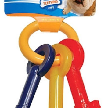 Puppy Teething Keys -  X-Small
