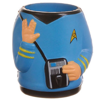 Mr. Spock Star Trek Drink Kooler